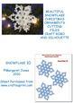 Snowflake 10 Cutting File