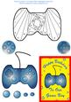 Game Controller Iris Folding Pattern with Extras