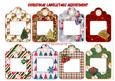 Assortment of Christmas Tag/labels
