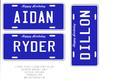 Licence Plates 6 - Aidan Ryder Dillon
