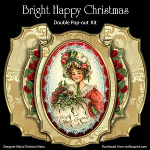 Bright Happy Christmas