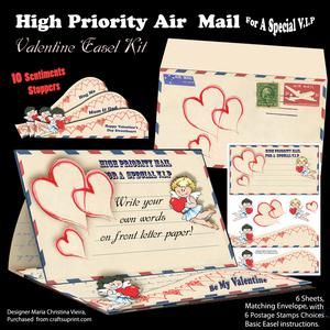 High Priority Air Mail