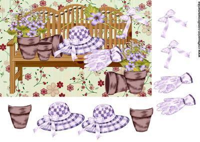 The Lilac Garden