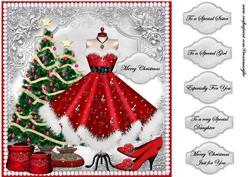 Mrs.santa's Dress