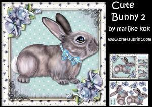Cute Bunny 2 Mini Kit