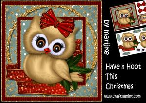 Have a Hoot This Christmas!