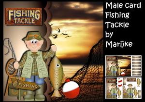 Male Card Fishing Tackle