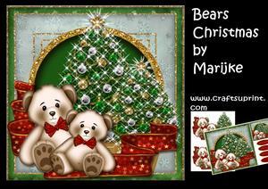 Bears Christmas