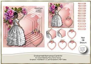 Enchanted Romance Card Kit 1