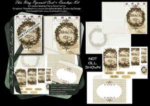 This Ring Pyramid Card & Envelope Kit