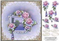 8x8 Romantique Card Topper 2