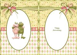 Toadally Yours Insert