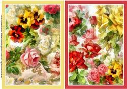 Watercolour Vintage Florals Duo_2