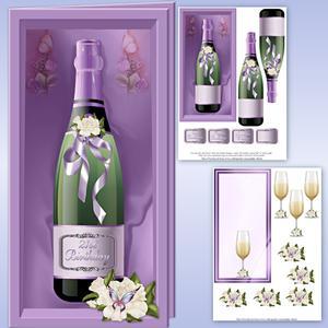 Boxed Champagne Mauve