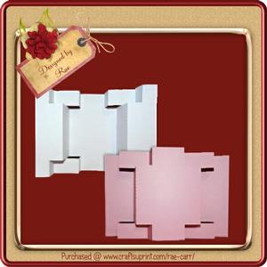 446 Folded Card *hand & Machine Formats*