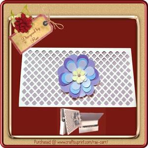 507 Candy Bar Card *SVG*