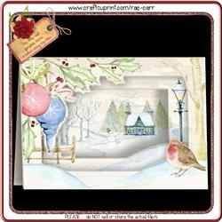 725 Christmas Cardinal Home Kit *PDF & Jpg*