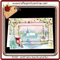 726 Christmas Church Kit *PDF & Jpg*