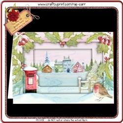 729 Christmas Village Kit *PDF & Jpg*