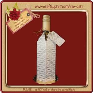 730 Bottle Wrap *scanncut*