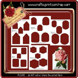 T038 Shaped Decoupage Toppers *png*