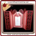 634 Valentine Hearts 4 Fold *SCAL*