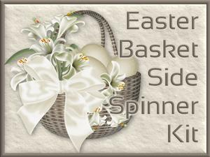 Easter Basket Side Spinner Kit