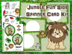 Jungle Fun Side Spinner