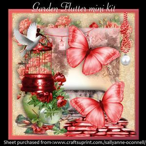Garden Flutter Mini Kit