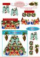 Flip and Flop Card Snow Time Quick Double Dimension Card Fr