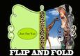 Fold and Flip Wild Animals