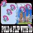 Fold and Flip Garden Fancy