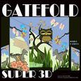 Super 3D Gatefold Dinasaurs and Animals Great Kids Card
