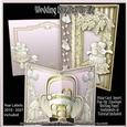 Wedding Day Pop-up 3D Card Kit
