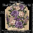 Heritage Roses Floral Profusion 3D Mini Kit