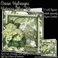 Cream Hydrangea Victorian Mini Kit