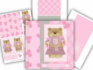 World's Best Mum Birthday / Mothers Day Card Kit