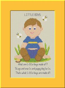 What Are Little Boys Made of -