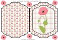 Pink Poppy Cut and Fold Card 3