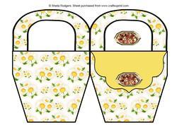 Gem Clasp Handbag 2