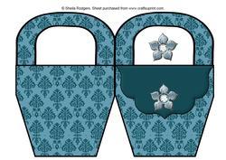 Gem Clasp Handbag 4
