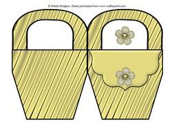 Gem Clasp Handbag 5