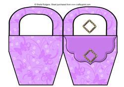 Gem Clasp Handbag 6
