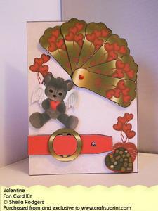 Fan Card - Valentine