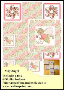 Exploding Box - May Angel