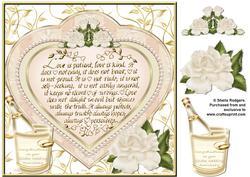 Golden Wedding - Love is Patient