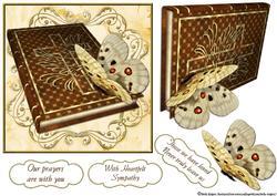 Bible Butterfly Sympathy 2