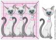 Three Grey Cats Mini Kit