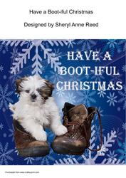 Have a Boot-iful Christmas