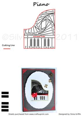 Piano If Cup538249 262 Craftsuprint